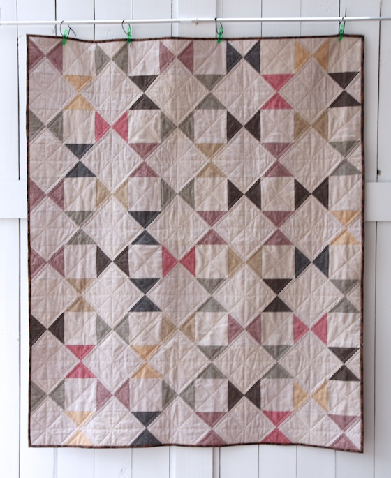 essex linen quilt front