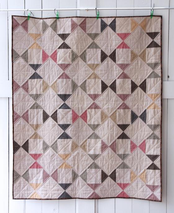 essex linen quilt front