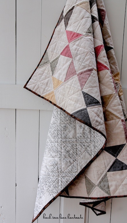 essex quilt hanging