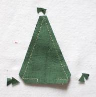 garland triangle cut