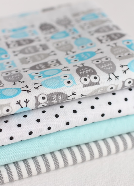 Little Owl Quilt Fabrics