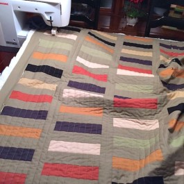 quilting B&G
