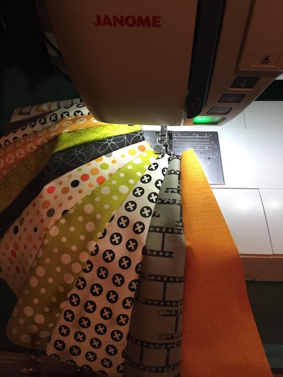 sewing zen chic pillow