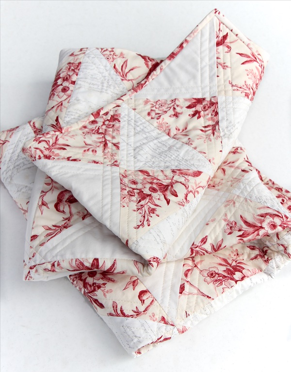 English China quilt II