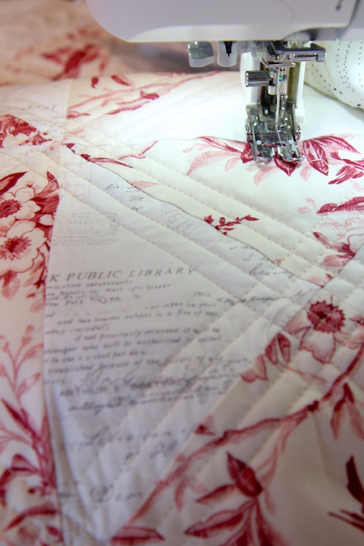 English China sewing