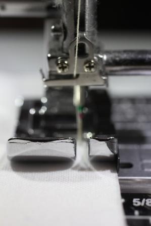 Quarter Inch Presser Foot III