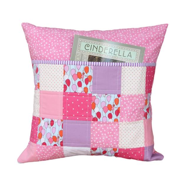 Children at Play Pillow