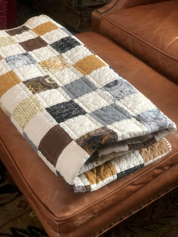Compass Quilt Washed.jpg