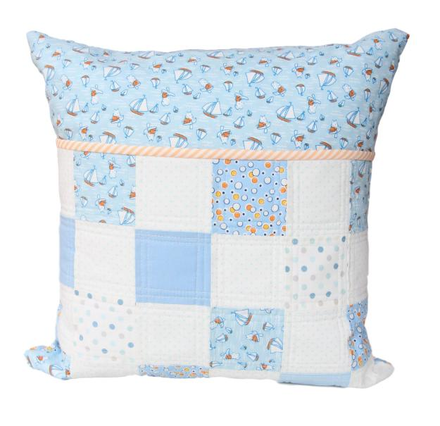 Storybook Vacation Pillow