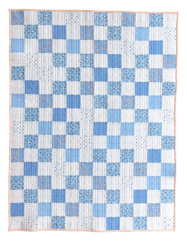 Storybook Vacation Quilt